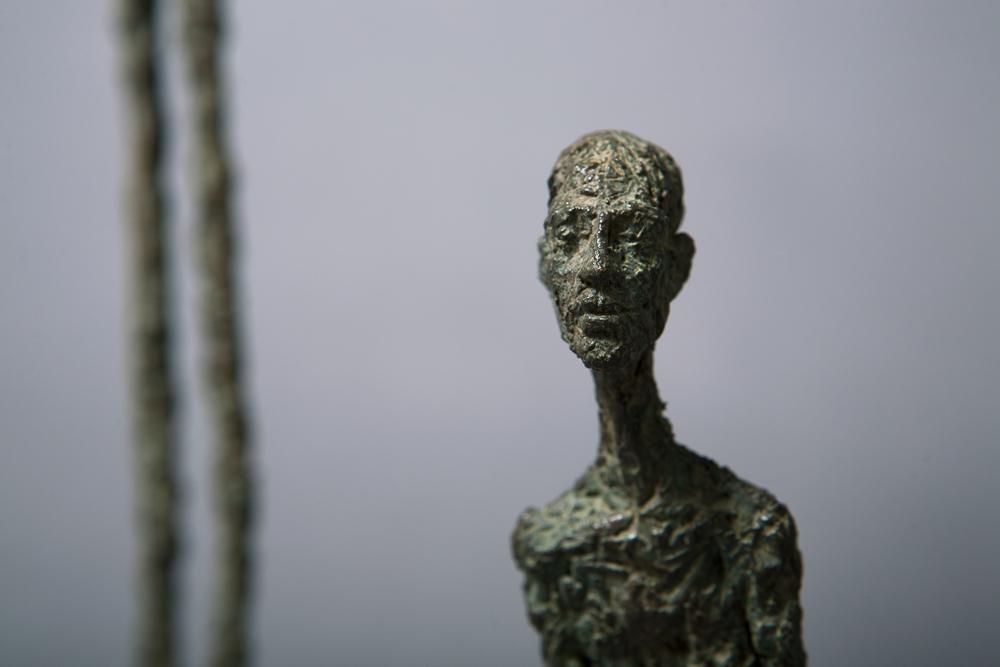 sculpture bronze Vincent Vergone