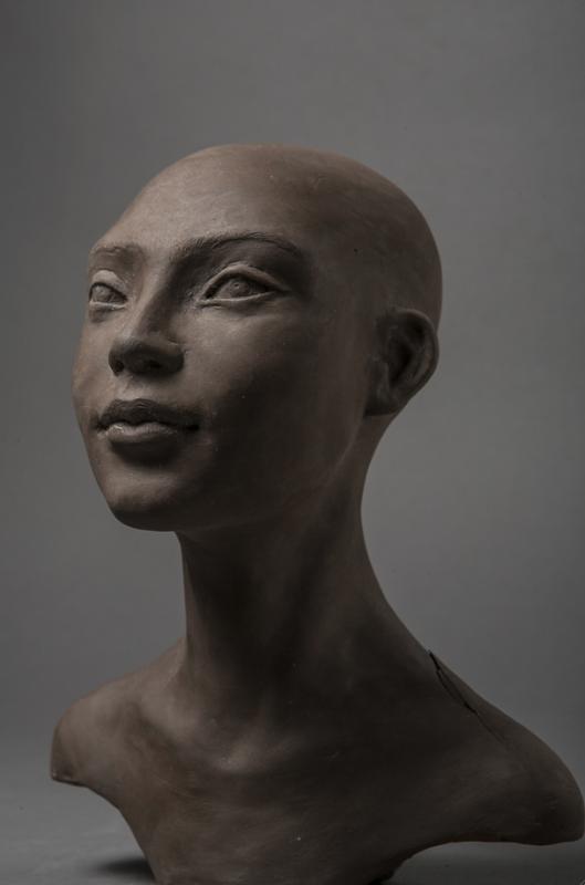 sculpture Vincent Vergone