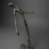 bronze 33cm Vincent Vergone