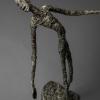 sculpture Bronze 33cm Vincent